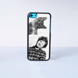 Ed Sheeran Plastic Case Cover for Apple iPhone 5C 6 Plus 6 5S 5 4 4s