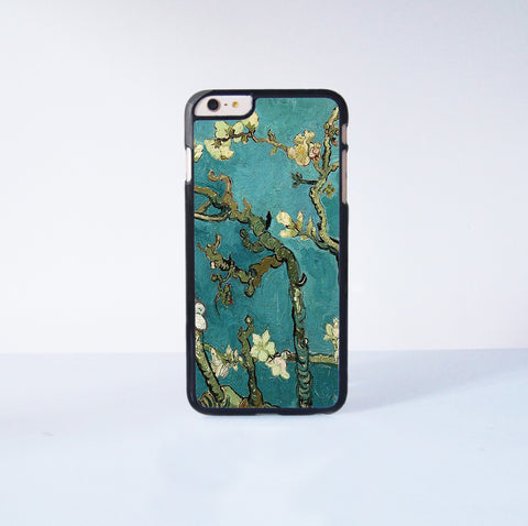"Flower oil painting  Plastic Phone Case For iPhone iPhone 6 Plus (5.5"") More Case Style Can Be Selected"