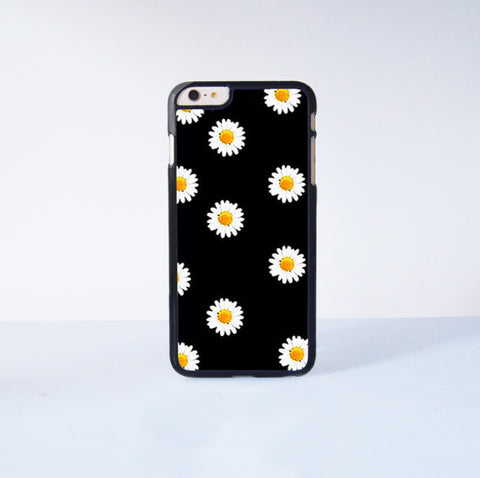 "Cute daisy Plastic Phone Case For iPhone iPhone 6 Plus (5.5"") More Case Style Can Be Selected"