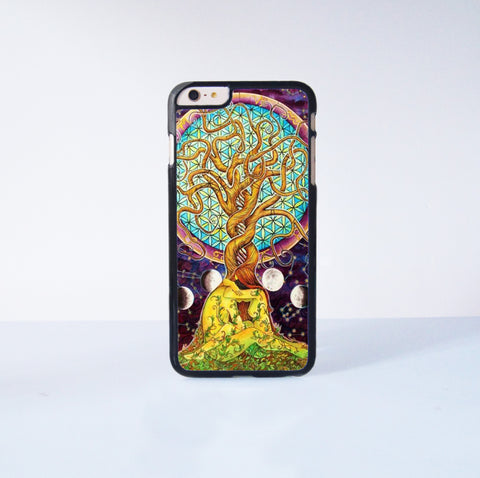 "Tree of Life Plastic Phone Case For iPhone iPhone 6 Plus (5.5"") More Case Style Can Be Selected"