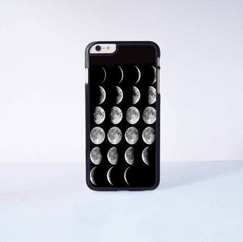 "Phase of The Moon Plastic Phone Case For iPhone iPhone 6 Plus (5.5"") More Case Style Can Be Selected"