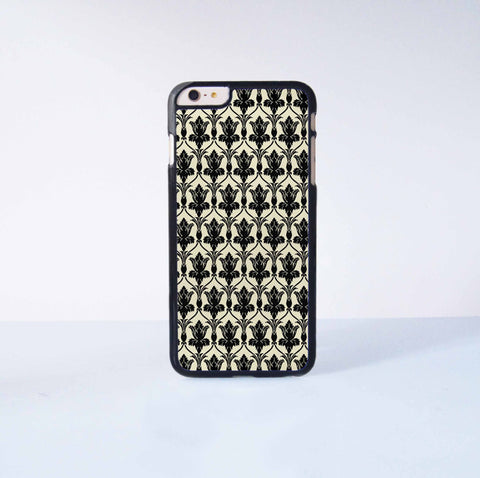 "221B Wall Paper Plastic Phone Case For iPhone iPhone 6 Plus (5.5"") More Case Style Can Be Selected"