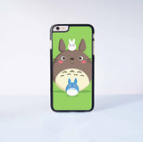 My Neighbor ToToro Plastic Case Cover for Apple iPhone 6 Plus 4 4s 5 5s 5c 6