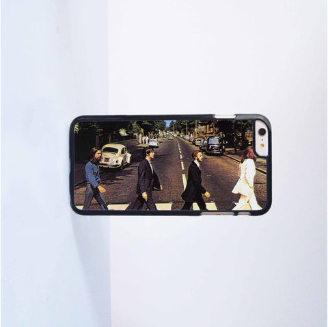 The Beatles Abbey Road Plastic Case Cover for Apple iPhone 6 Plus 4 4s 5 5s 5c 6