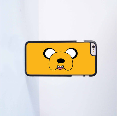 adventure time jack Plastic Case Cover for Apple iPhone 6 Plus 4 4s 5 5s 5c 6