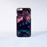 Tangled Castle Plastic Case Cover for Apple iPhone 6 Plus 4 4s 5 5s 5c 6