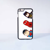 Cute Super Hero WryneckPlastic Case Cover for Apple iPhone 6 Plus 4 4s 5 5s 5c 6