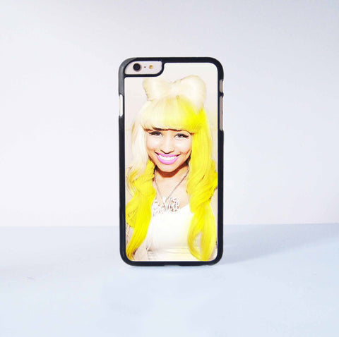 Nicki Minaj Plastic Case Cover for Apple iPhone 6 Plus 4 4s 5 5s 5c 6