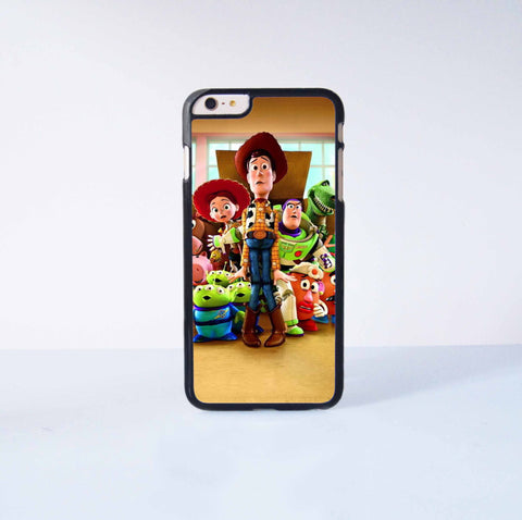 Toy Story Plastic Case Cover for Apple iPhone 6 Plus 4 4s 5 5s 5c 6