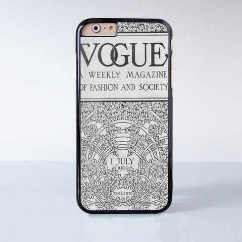 Vogue Plastic Case Cover for Apple iPhone 6 6 Plus 4 4s 5 5s 5c