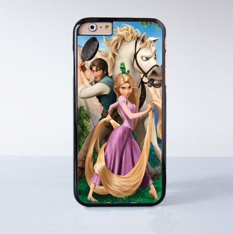 Tangled Plastic Case Cover for Apple iPhone 6 6 Plus 4 4s 5 5s 5c