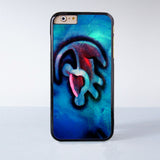 King of Lion Plastic Case Cover for Apple iPhone 6 6 Plus 4 4s 5 5s 5c