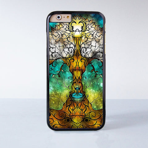 Tree of life Plastic Case Cover for Apple iPhone 6 6 Plus 4 4s 5 5s 5c