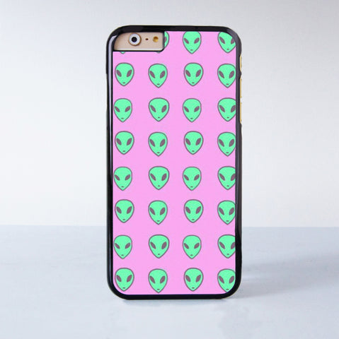 Alien Collection  Plastic Case Cover for Apple iPhone 6 6 Plus 4 4s 5 5s 5c