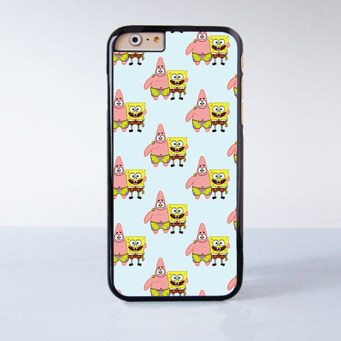 info for 97f7e 724b7 Spongebob and Patrick Collection Plastic Case Cover for Apple iPhone 6S 6S  Plus 6 6 Plus 4 4s 5 5s 5c