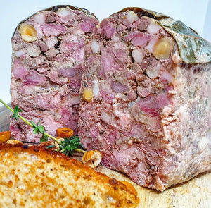 Country Style Pate by Chef Francois Mermilliod