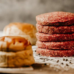 Beef Patties - 150g