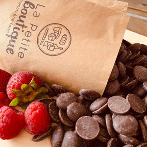 Dark Chocolate Drops 50% Cocoa (250g / 500g)