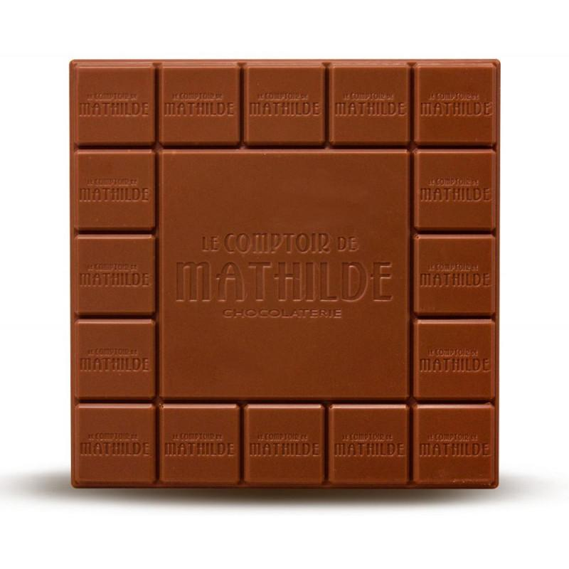 Milk Chocolate 35% Tablet