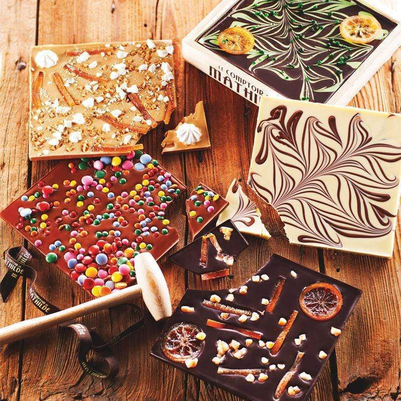 Milk Chocolate to Break - Yummy Assortment