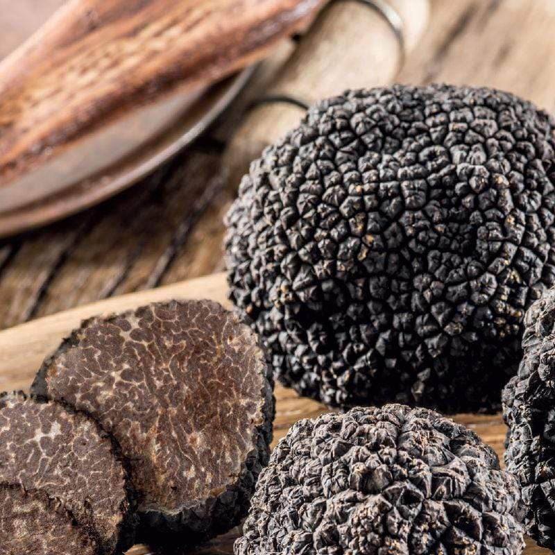 Mustard Black Pepper Black Truffle