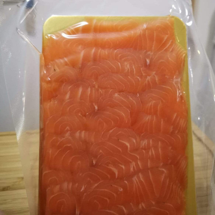New Zealand Smoked Salmon - 400g