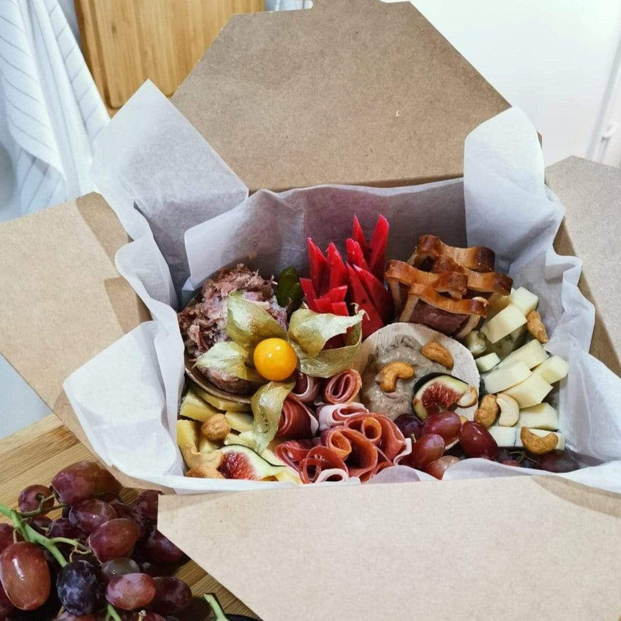 Pop the Box - Duo - Cheeses & Charcuterie, 2/3pax