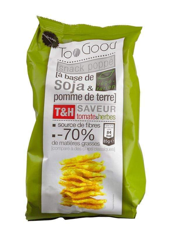 Too Good Popped Chips Tomato & Herbs