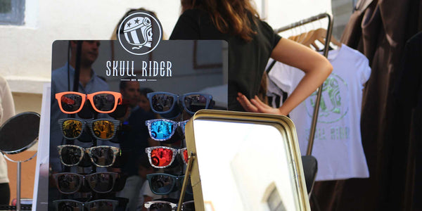 Skull Rider leaves its essence in the White Summer Festival