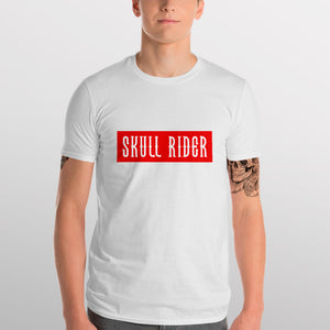 Skull Rider Red Label - White - Skull Rider