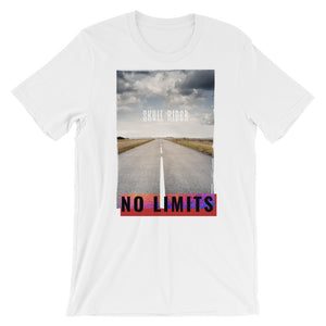 Road No Limits - White - Skull Rider