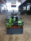Byford Village Shopping Centre - Supply Artificial Plants in Planter Boxes