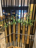 Tim Ho Wan Chinese Restaurant (Perth) - Artificial Greenery for Built-in Planters and Entrance