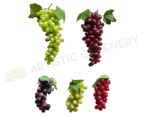 ACC0034-0620 Artificial Grape 2 Sizes (3 Colours)