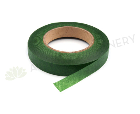 ACC0050 Floristry Tape 12mm Green /  Brown