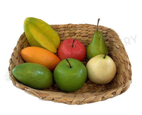 ACC0096 Artificial Fruits / Fake Fruit - Mango / Apple / Pear / Star Fruit | ARTISTIC GREENERY