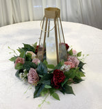For Hire - guest table centrepieces