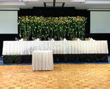 For Hire - Floral Backdrop 300cm wide x  240cm tall