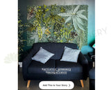 Faux Greenery Wall Art / Vertical Garden - DIY 120 x 180cm | ARTISTIC GREENERY