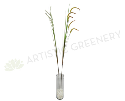 DS0004NEW Foxtail Weed Grass 180cm 2 Colours