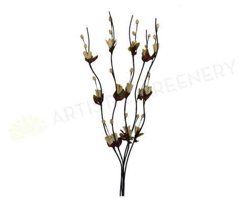 DS0039A Décor Sticks with Flowers 167cm