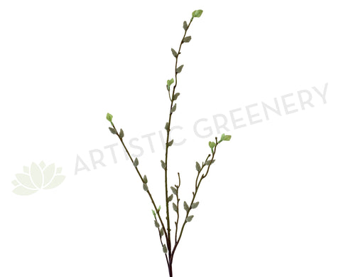 DS0044-130 Faux Pussy Willow 130cm | ARTISTIC GREENERY