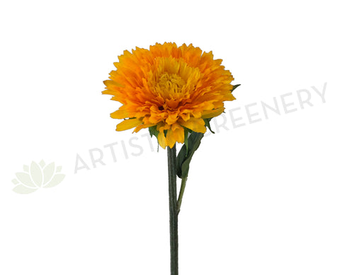F-ASB-PD-05 Artificial Paper Daisy 50cm Yellow ( Australian Natives ) | ARTISTIC GREENERY