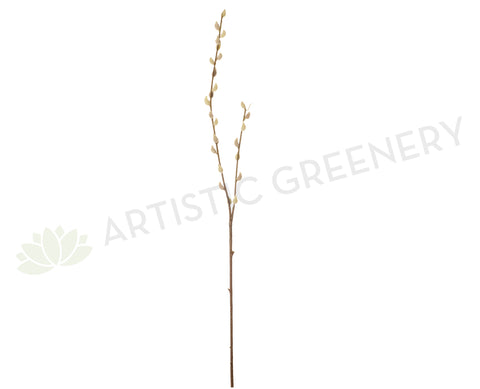 F-RT-5284 Pussy Willow Spray 88cm