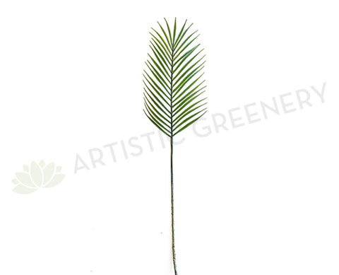 F-RT-5765 Single Palm Leaf 74cm