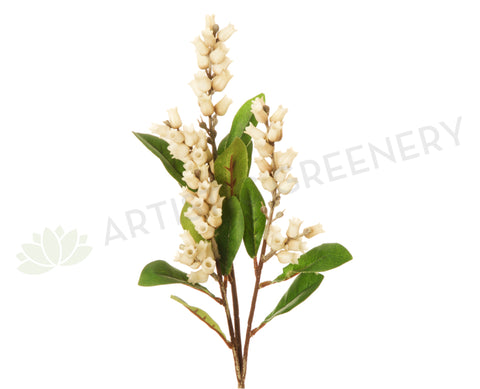 F-RT-5817 Pieris Spray 50cm White