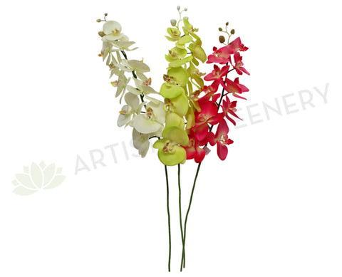 F0034 Phalaenopsis Orchid Spray 100cm 3 Colours