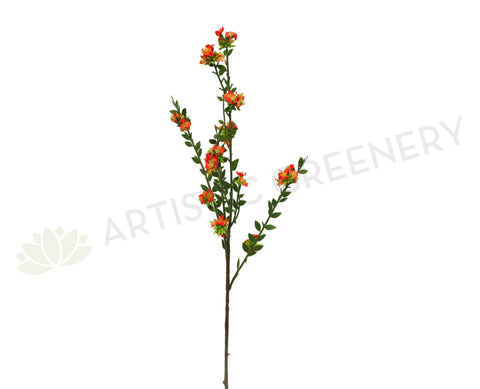 F0210 Wild Flower 71cm Orange