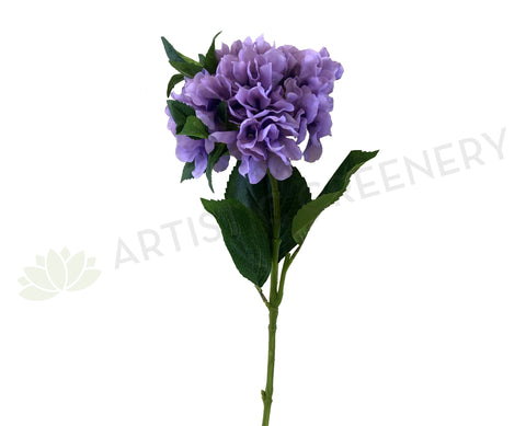 F0268 Single Stem Hygrandea 61cm Purple