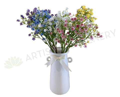F0274 Gypsophila Flowers 50cm 5 Colours